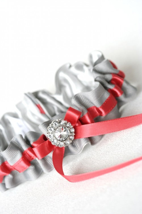 gray-coral-wedding-garter-The-Garter-Girl5