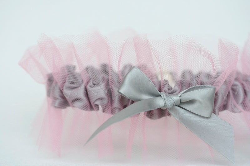 gray-pink-custom-wedding-garter-The-Garter-Girl