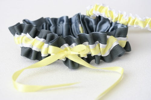 gray-yellow-wedding-garter-The-Garter-Girl