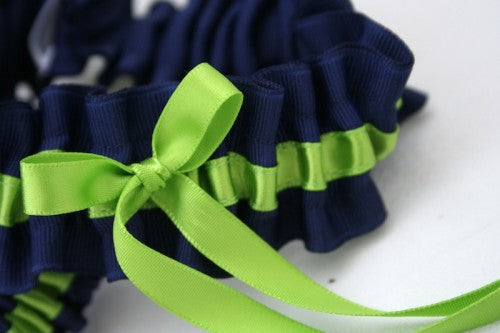green-navy-blue-wedding-garter-The-Garter-Girl