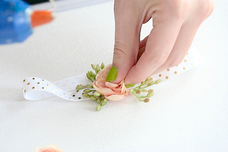 how to make wedding garter