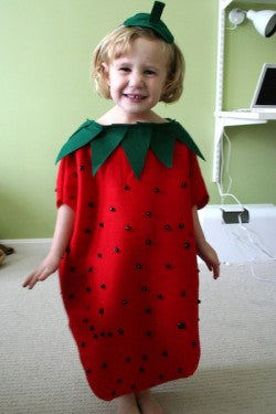 kids-diy-strawberry-halloween-costume