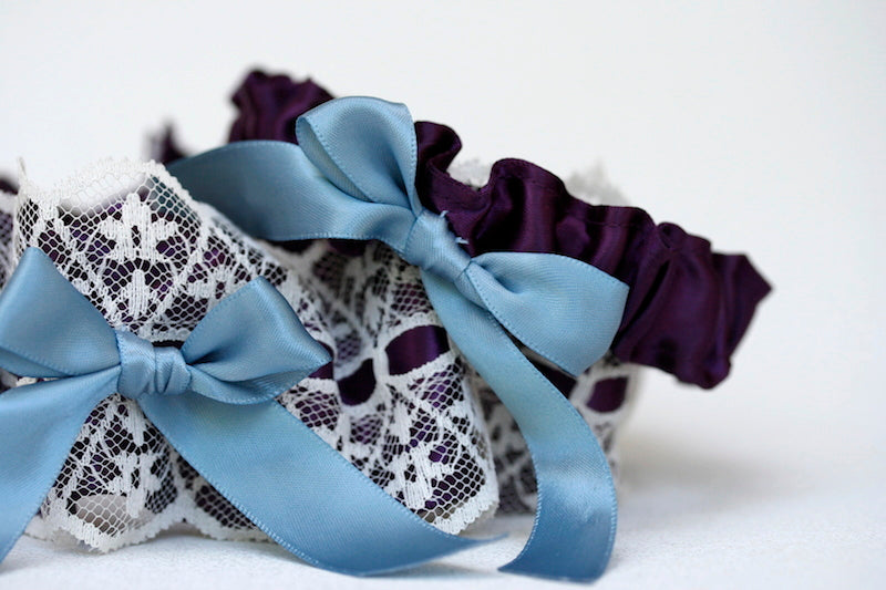 lace-purple-blue-wedding-garter-The-Garter-Girl-3