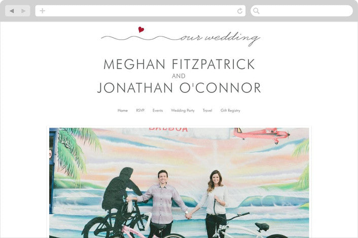 love-connection-wedding-website-design