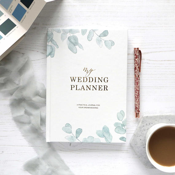 pretty wedding planner
