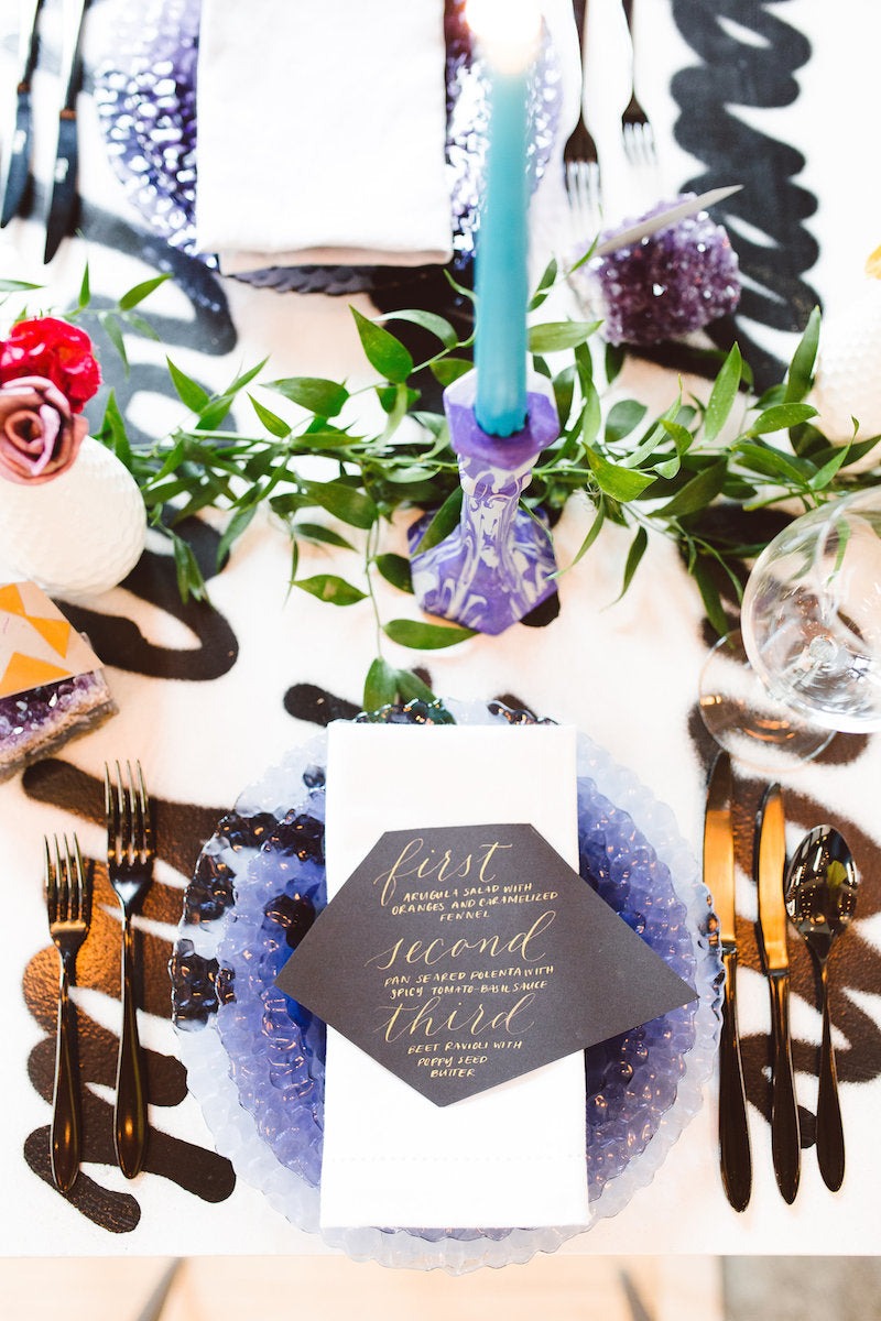 menus-rock-n-roll-wedding-ideas