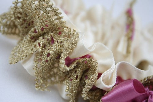 metallic-wedding-garter-The-Garter-Girl