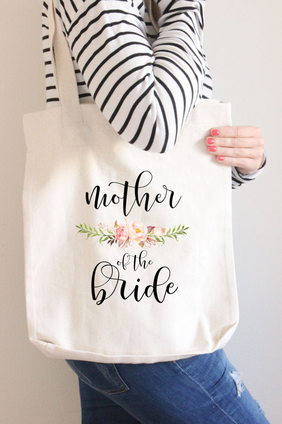 tote bag for for mother of the bride
