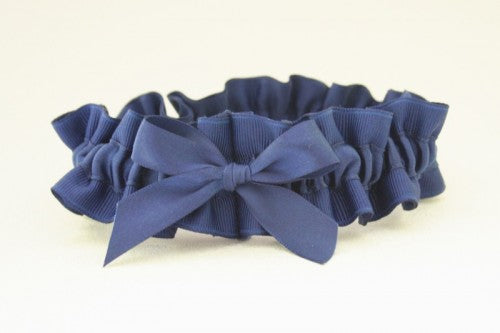 navy-blue-stylish-wedding-garter-The-Garter-Girl