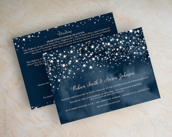 navy-stars-wedding-invitation