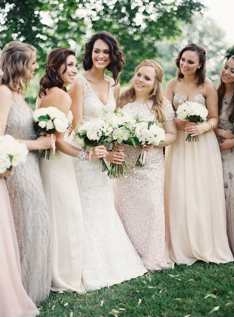 neutral-bridesmaid-dresses