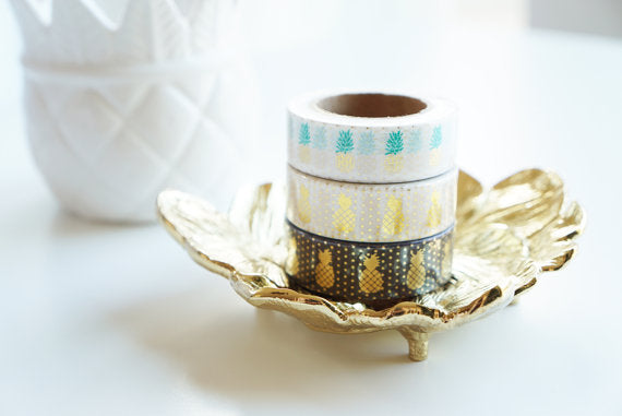 pineapple-washi-tape