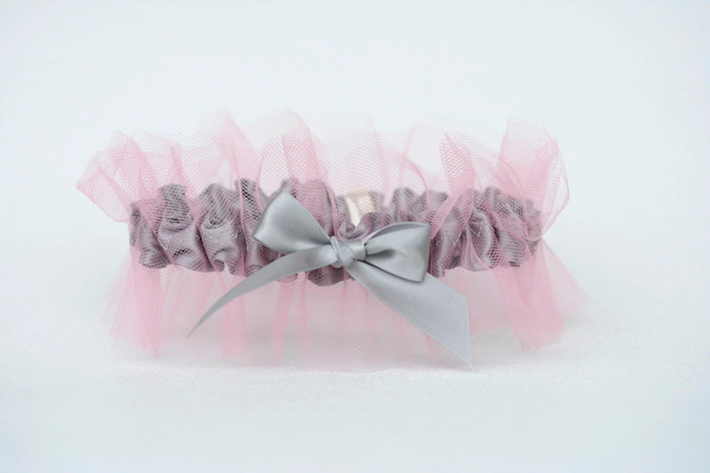 pink-gray-custom-wedding-garter-The-Garter-Girl-1