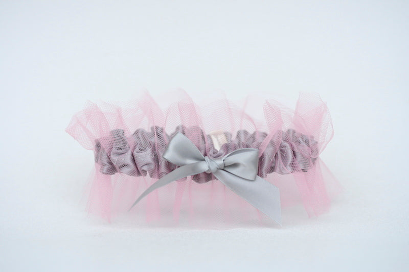 pink-gray-custom-wedding-garter-The-Garter-Girl