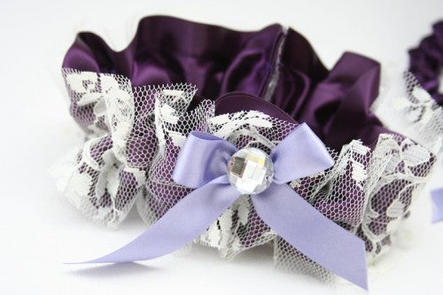 purple-sparkle-lace-wedding-garter-The-Garter-Girl-5