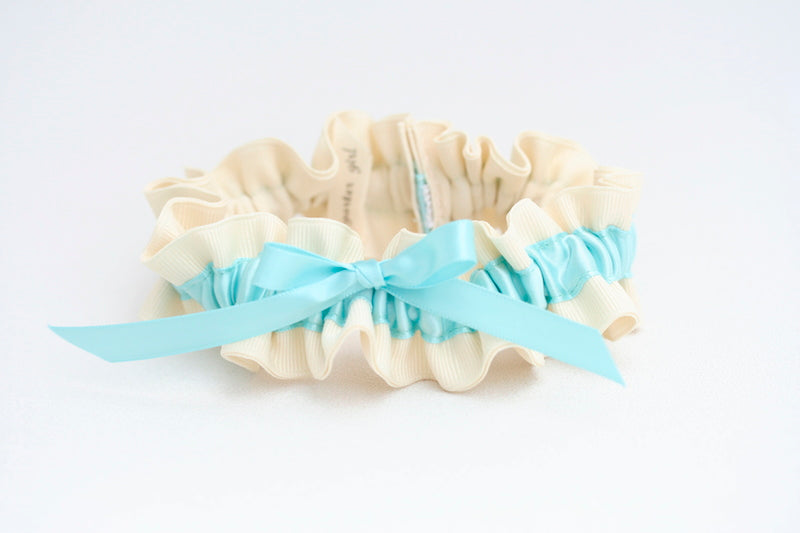 robins-egg-blue-wedding-garter-The-Garter-Girl-1