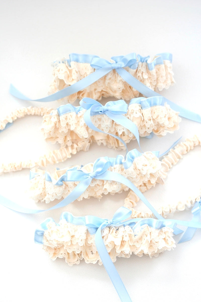 romantic-bridal-garters-lace-The-Garter-Girl