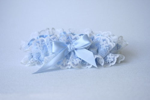 romantic-lace-wedding-garter-ivory-blue-The-Garter-Girl