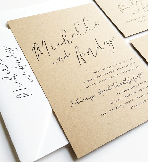 simple-calligraphy-wedding-invitation