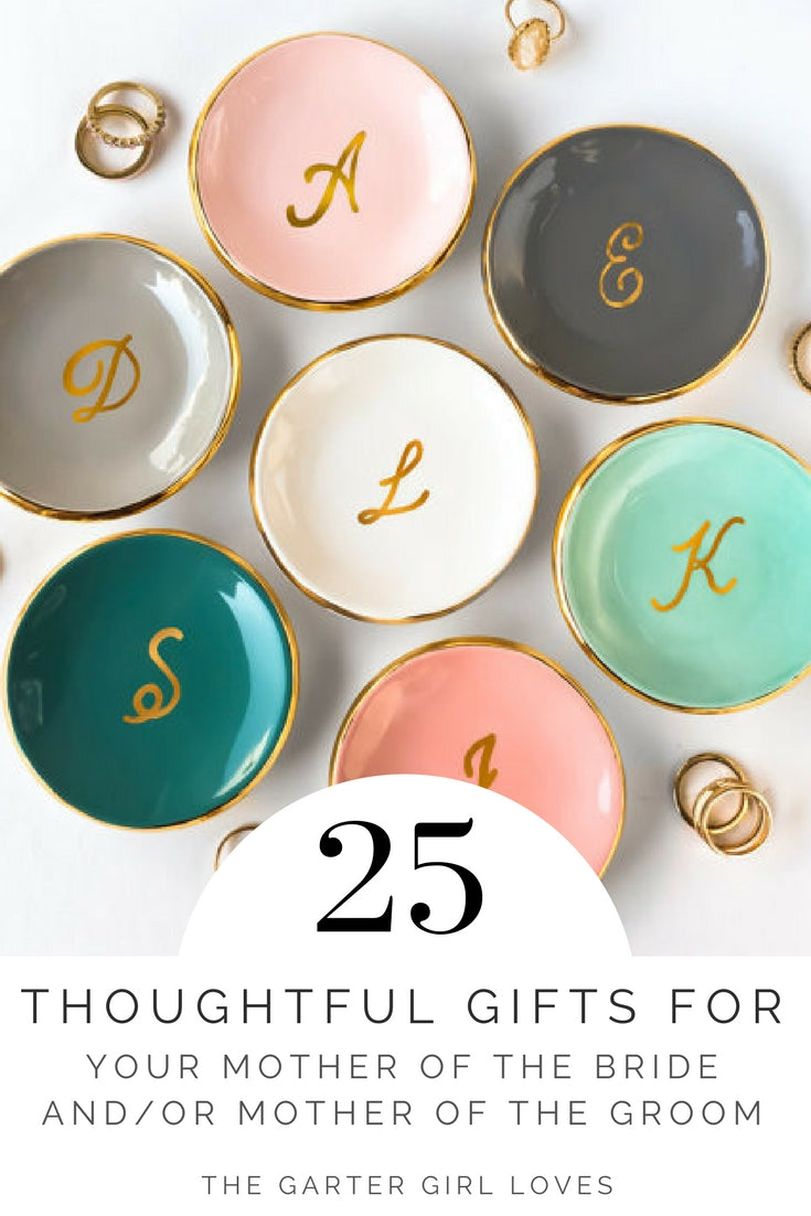 unique and thoughtful gifts for mother of bride or groom - the