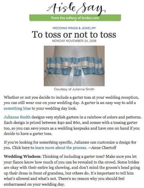 to-toss-a-wedding-garter-or-not-feature-on-Brides.com-november-2008