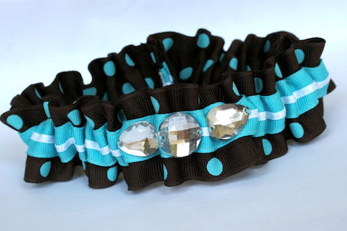 turquoise-wedding-garter-The-Garter-Girl-by-Julianne-Smith