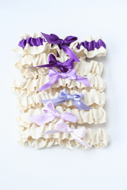 unique-bridesmaid-gift-wedding-garter-set-ombre-The-Garter-Girl