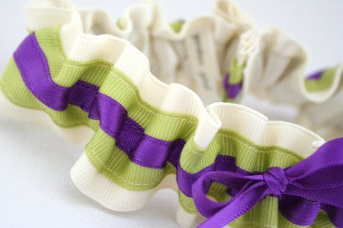 unique-ivory-green-and-purple-garter