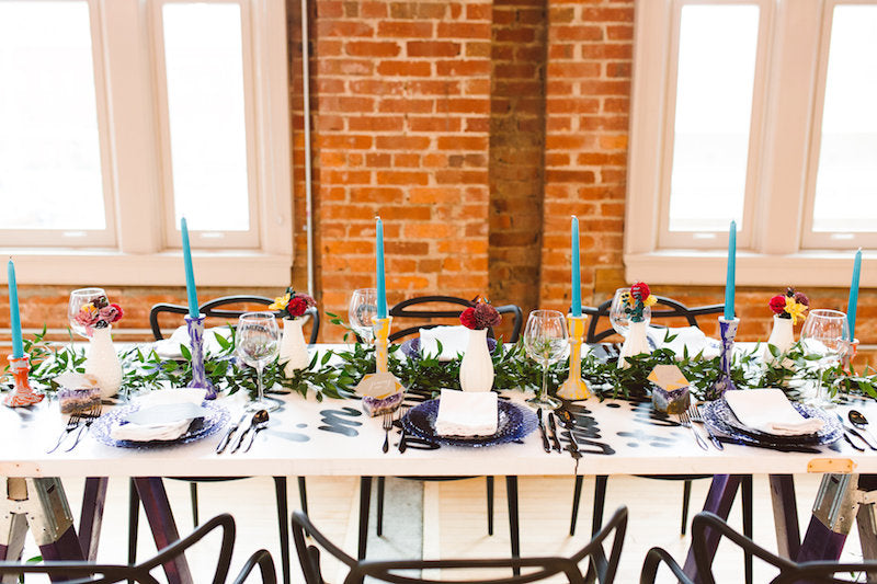 urban-table-rock-n-roll-wedding-ideas