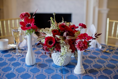 wedding-blue-gold-red-decor-Kristen-Gardner-Photography