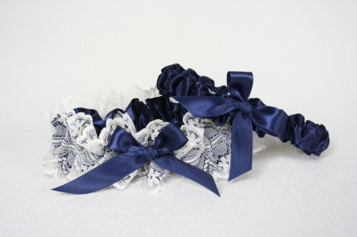 wedding-garter-navy-blue-ivory-lace-The-Garter-Girl.JPG