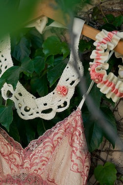 wedding-lingerie-with-crochet-necklace-and-garter-The-Garter-Girl-by-Julianne-Smith-photo-by-Studio-Juno