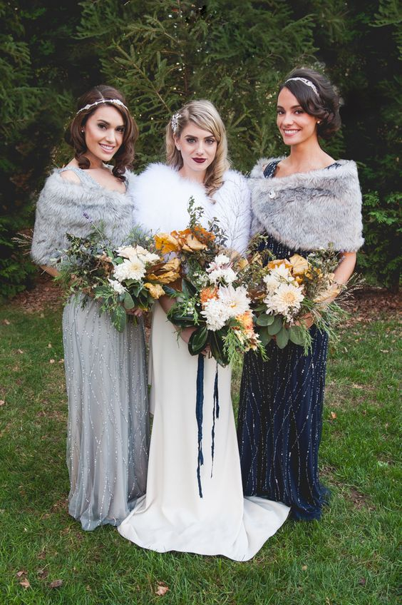 wedding-party-vintage-glam-wedding-amanda-lauren-photography