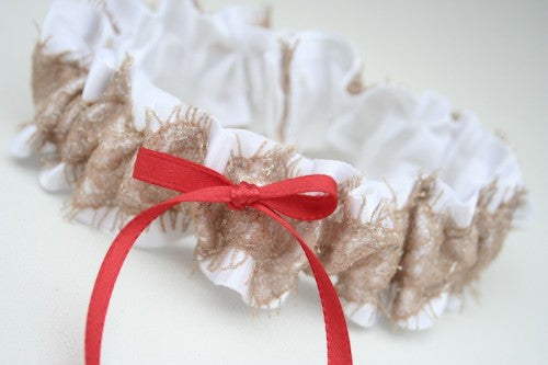 white-champagne-red-wedding-garter-The-Garter-Girl