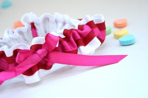 white-red-pink-valentines-day-wedding-garter-The-Garter-Girl
