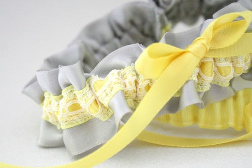 yellow-and-gray-wedding-garter-The-Garter-Girl