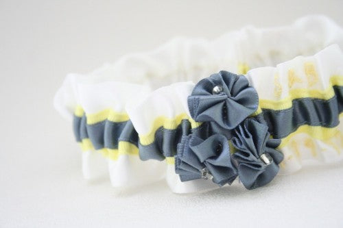 yellow-gray-wedding-garter-The-Garter-Girl
