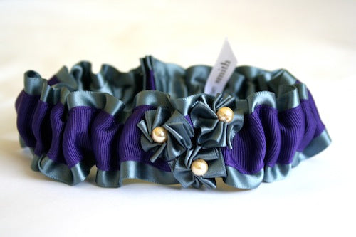 Silver-and-purple-wedding-couture-garter-The-Garter-Girl-by-Julianne-Smith