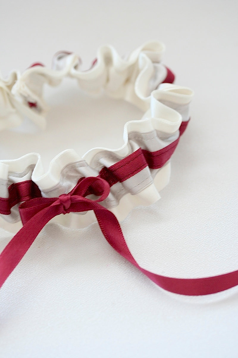 berry-silver-wedding-garter-The-Garter-Girl