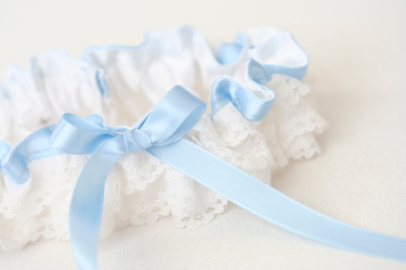 blue-lace-wedding-garter-The-Garter-Girl