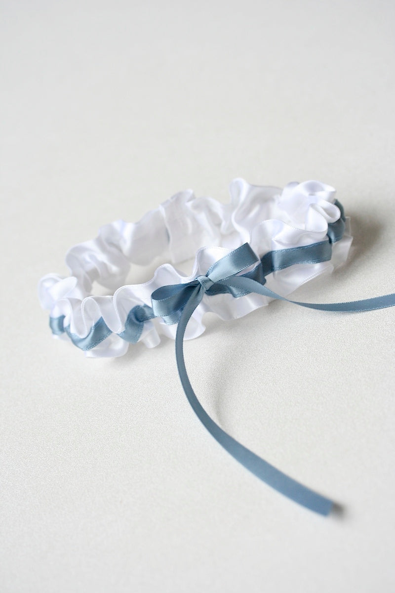 blue-wedding-garter-The-Garter-Girl