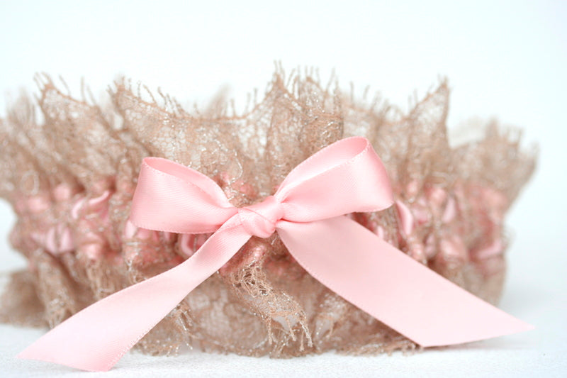 champagne-pink-lace-wedding-garter-The-Garter-Girl