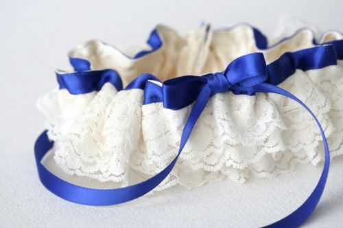 custom-lace-roayl-blue-wedding-garter-The-Garter-Girl2