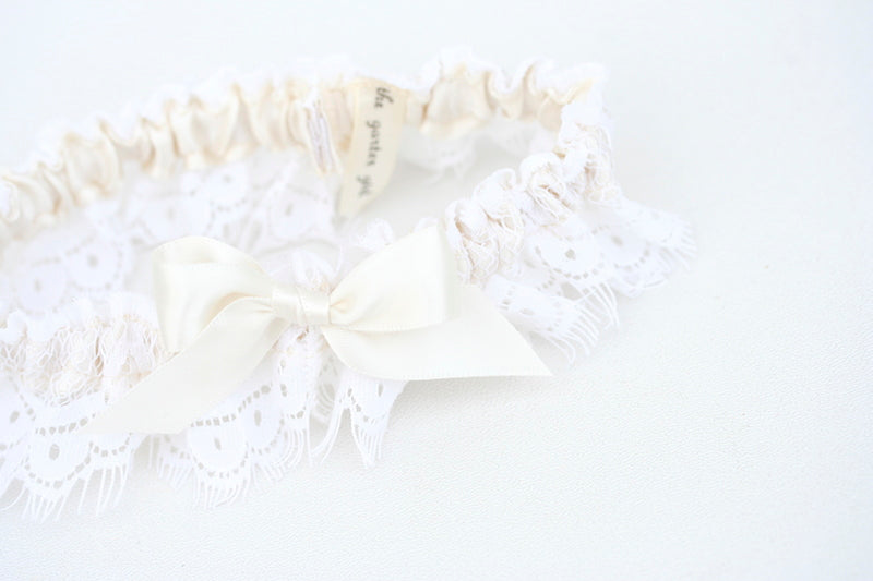 diamond-white-wedding-garter-The-Garter-Girl