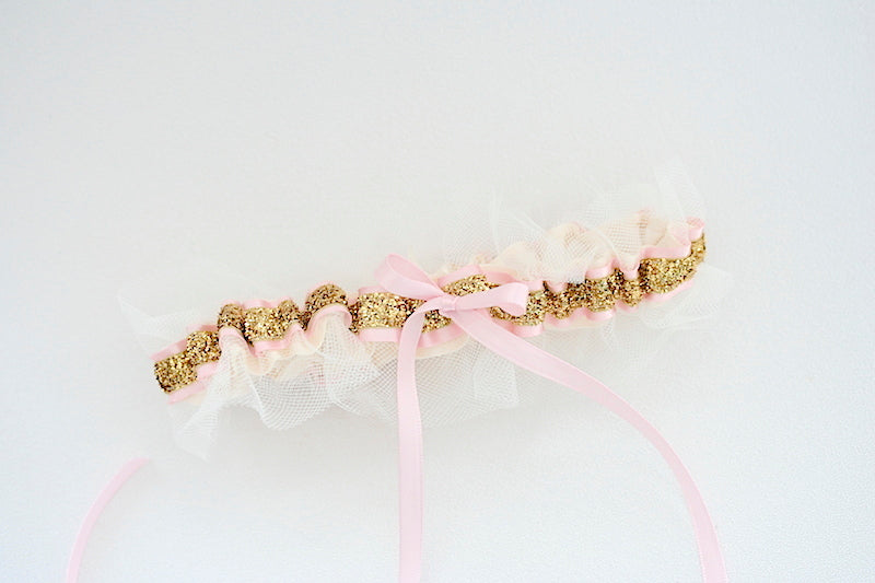gold-blush-wedding-garter-The-Garter-Girl