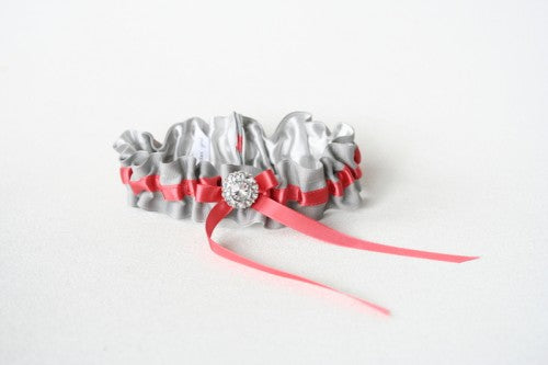 gray-coral-wedding-garter-The-Garter-Girl1