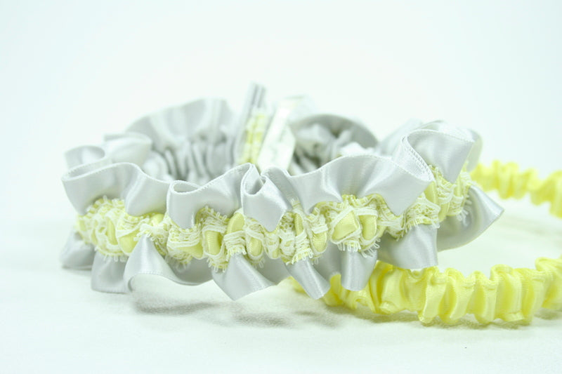 gray-yellow-lace-custom-wedding-garter-The-Garter-Girl