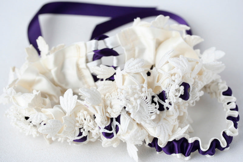heirloom-bridal-gown-wedding-garter-The-Garter-Girl