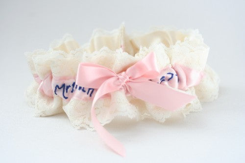 ivory-lace-pink-embroidered-bridal-garter-The-Garter-GIrl