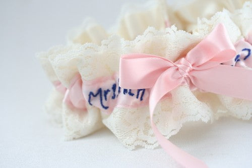 ivory-lace-pink-embroidered-bridal-garter-The-Garter-GIrl3
